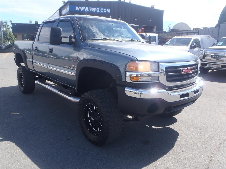 2007 gmc sierra 2500hd classic duramax diesel outside comox valley courtenay comox mobile. Black Bedroom Furniture Sets. Home Design Ideas