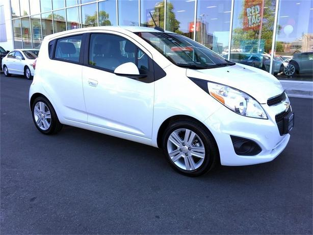 2015 Chevrolet Spark 1LTLT NO ACCIDENTS LOCAL TO VICTORIA