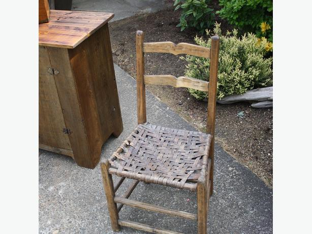 Old Chair from Quebec