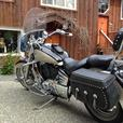 2000 Honda Shadow Aero 1100cc Crusier
