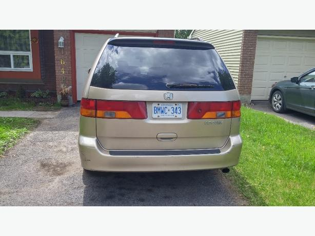 Honda odyessy 2002