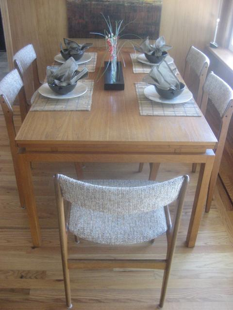 Oak Dining Table Amp Chairs Victoria City Victoria