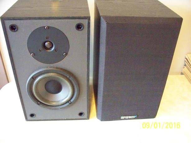 Energy Bookshelf Speakers - Point 1e