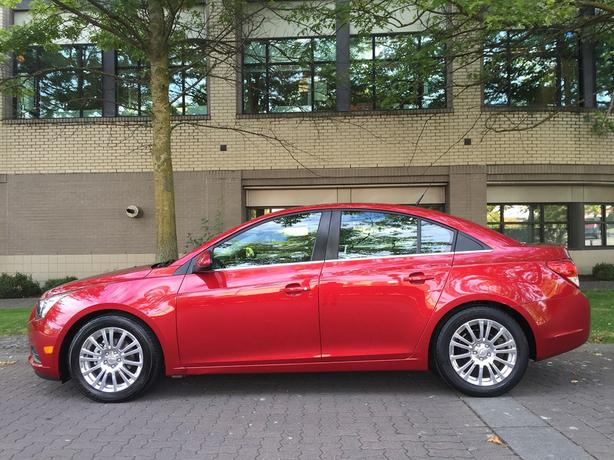 2011 Chevrolet Cruze ECO - ON SALE! - LOCAL VICTORIA! - NO ACCIDENTS!