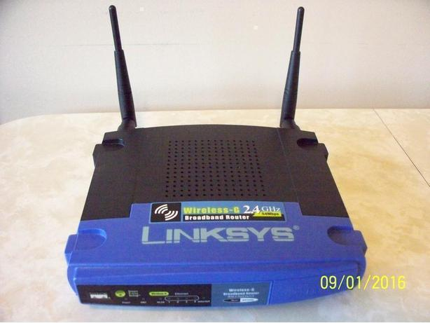 Linksys Wireless - G Router