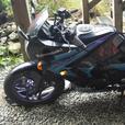 kawasaki Ninja 1996 250 cc