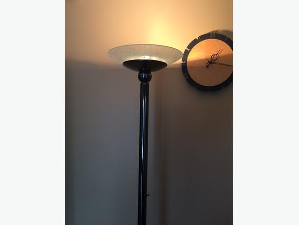 Dimmable Floor Lamp Oak Bay Victoria