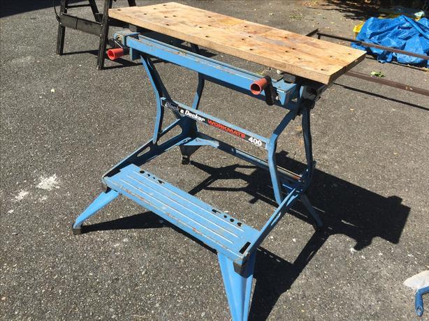 Black Decker Workmate 400 Collapsable Workbench Saanich Victoria