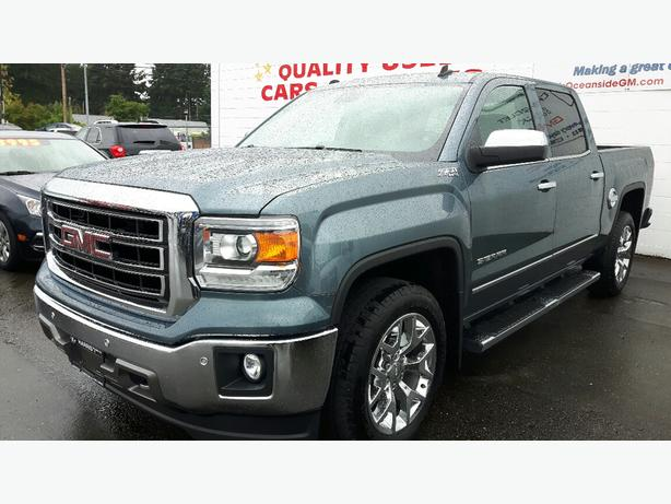 2014 gmc sierra 1500 slt 4x4 for sale in parksville outside comox valley comox valley. Black Bedroom Furniture Sets. Home Design Ideas