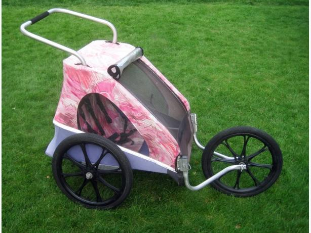 Chariot Carriers ~ Bike Trailer & Jogger Combo