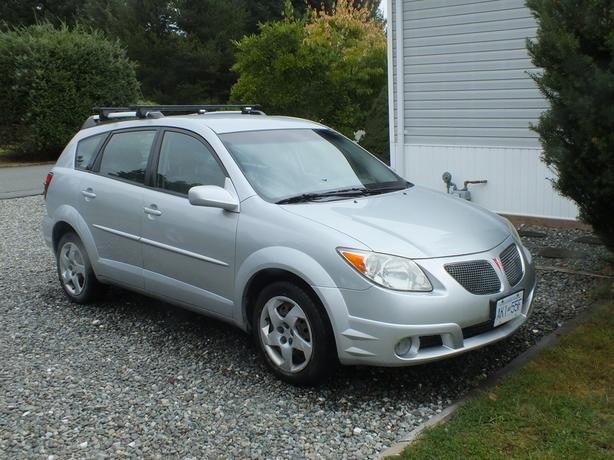 2005 Pontiac Vibe - Automatic