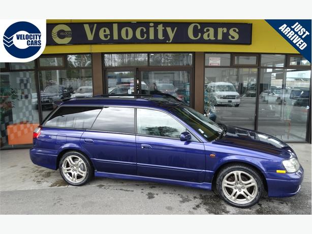 1999 Subaru Legacy Wagon GT 4WD 97K's Twin-Turbo 276hp Manual 125 BI-WEEKLY