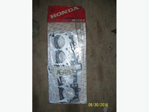Honda CBR600 Hurricane gasket kit A OEM Honda 1987-1990