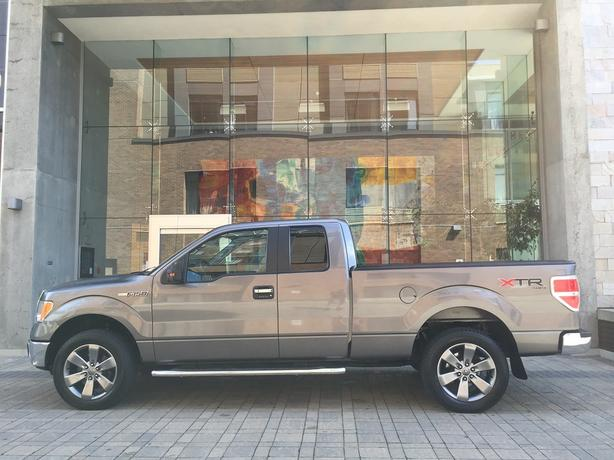 2010 Ford F150 XLT XTR Super Cab 4x4 - LOCAL VEHICLE!