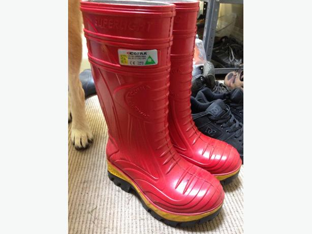 thermic cofra boots superlights size 7