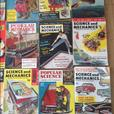 40+ vintage popular science mechanics electronic magazines