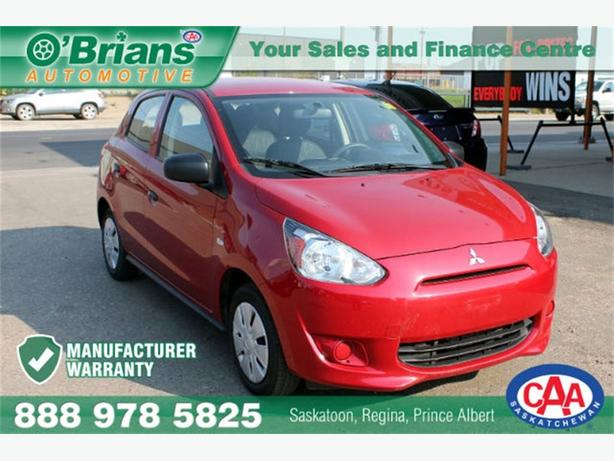 2015 Mitsubishi Mirage ES - WARRANTY