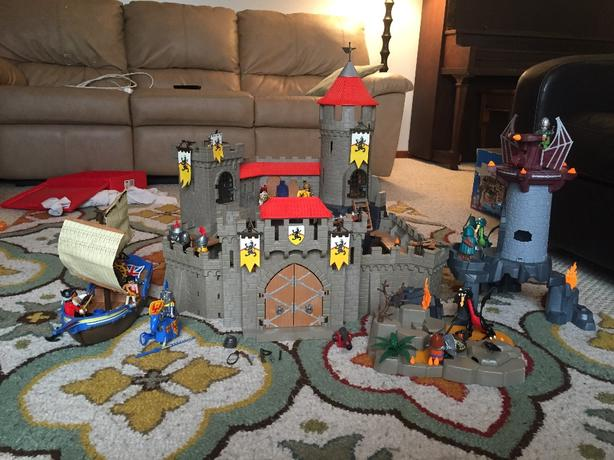 Playmobil Castle & more