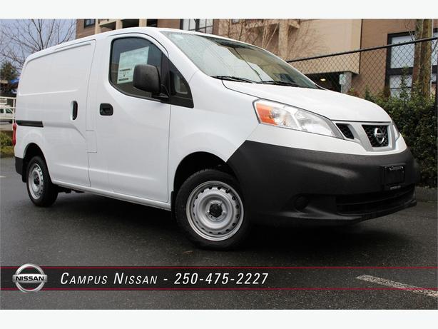 2016 Nissan NV200 S Compact Cargo