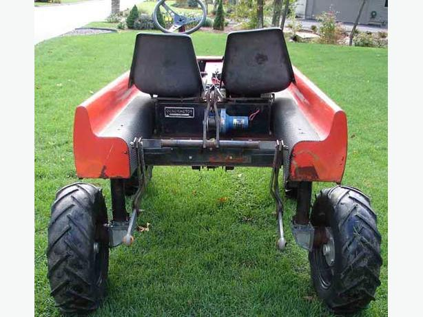 TWO QUADRACTORS FOR SALE