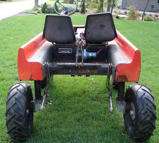 Three Point Winch : Two quadractors for sale cowichan bay