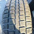 [4] - 265/70/17 - Cooper Discoverer M+S Snow Groove Tires & Rims