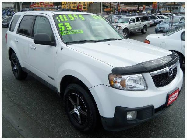 2008 Mazda Tribute LIMITED, 4X4 withLeather & Sun-roof (53 K's))