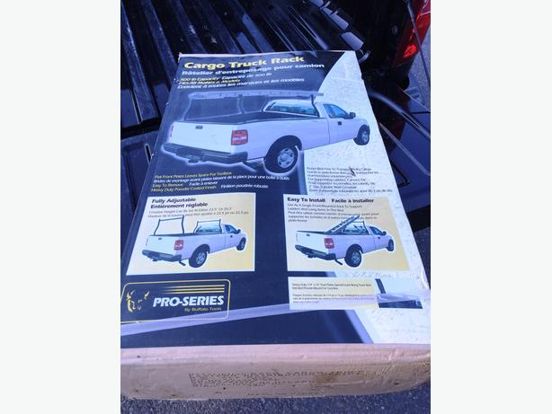 New Cargo Truck Rack Fits All Makes and Models - 500lb Capacity
