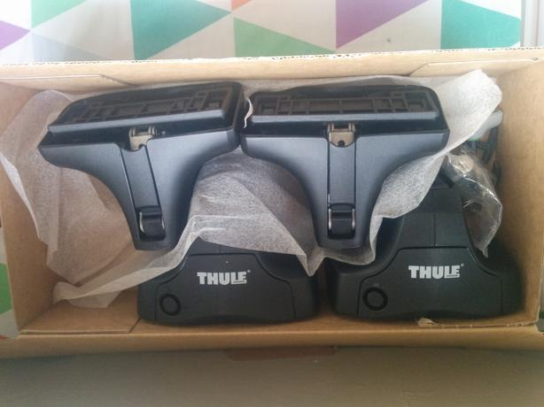 Thule 480R towers and bars