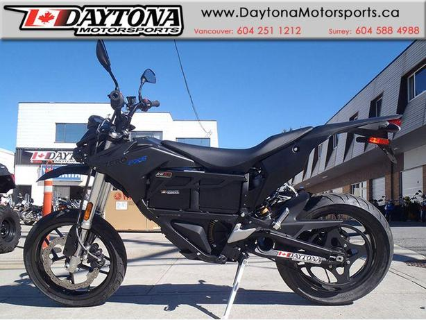 2016 Zero FXS ZF6.5    * ONE ONLY DEMO! VERY LOW KMS! *
