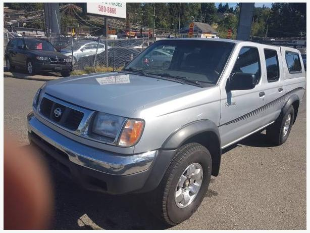 2000 Nissan Frontier Crew Cab, with 119K's
