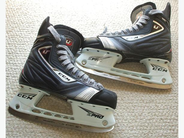 Skates- CCM U06 -adult - Like New - Sz. 7D - $45.