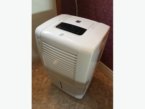 Kenmore 50 Pint Dehumidifier