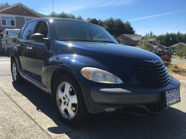 Pt Cruiser Low Kms 2002 West Shore Langford Colwood