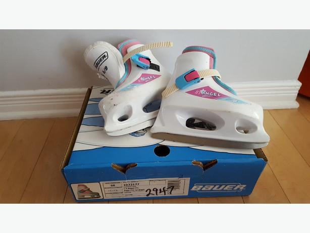 Lange Lil Angel Skates, Girls Youth