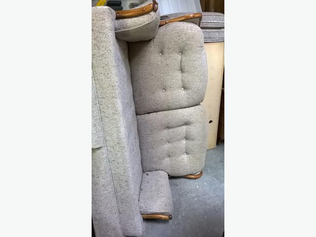 FREE: love seat. couch