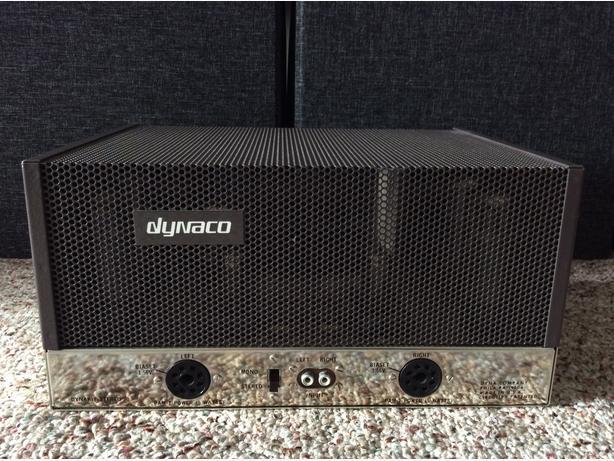 Dynaco ST-70 tube amplifier