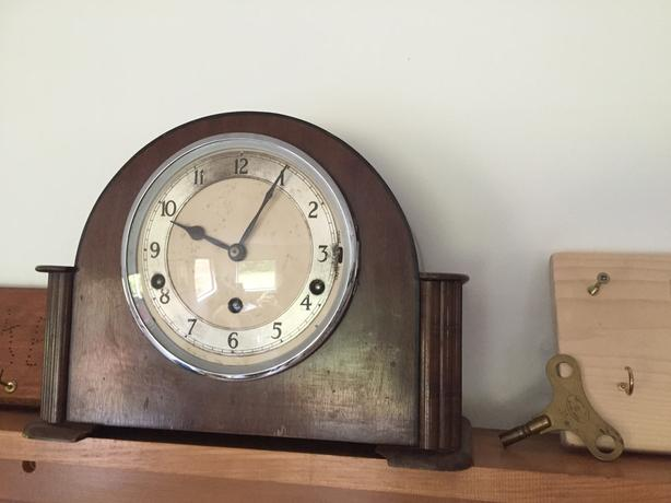 Garrard Mantle Clock