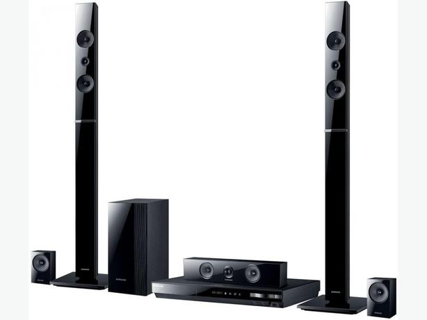 7 piece samsung surround sound system west shore langford. Black Bedroom Furniture Sets. Home Design Ideas