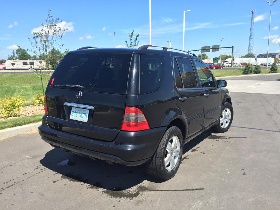 2005 mercedes benz ml500 amg special edition surrey incl for Mercedes benz bay ridge
