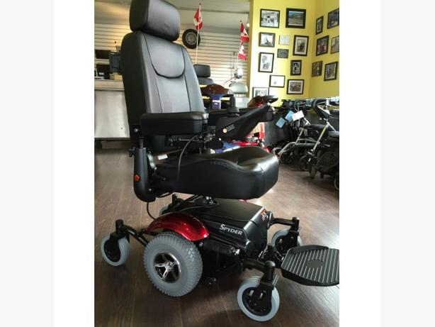 Eslipse Spyder Power Chair (scooter)
