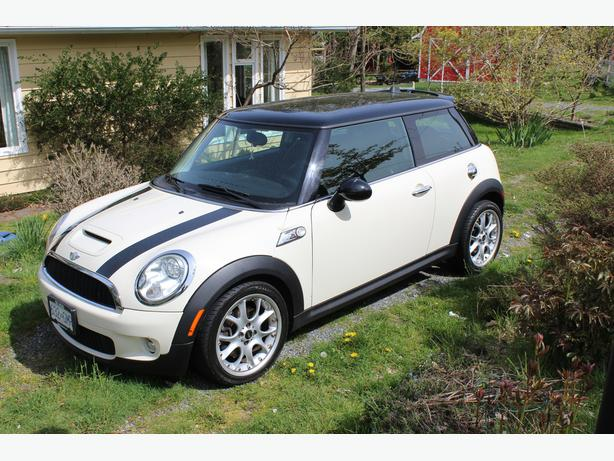 Only 48k - 2007 MINI Cooper S Turbo MINT condition