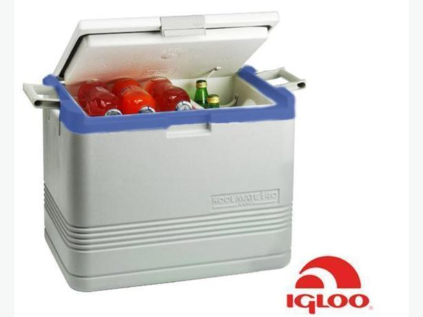 IGLOO ~ 12v Electric Cooler