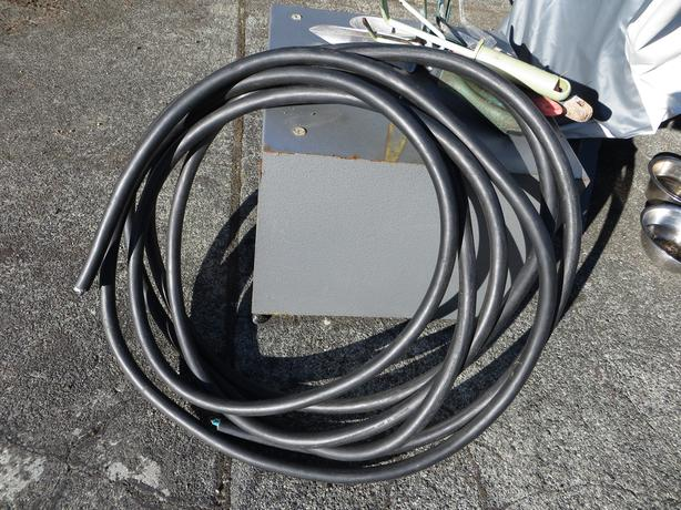 Electrical cable, rec vehicle/mobile home - 27'