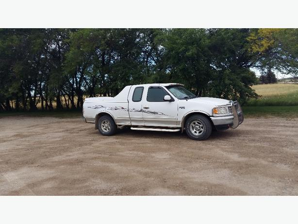 97 f150 XLT sale or trade