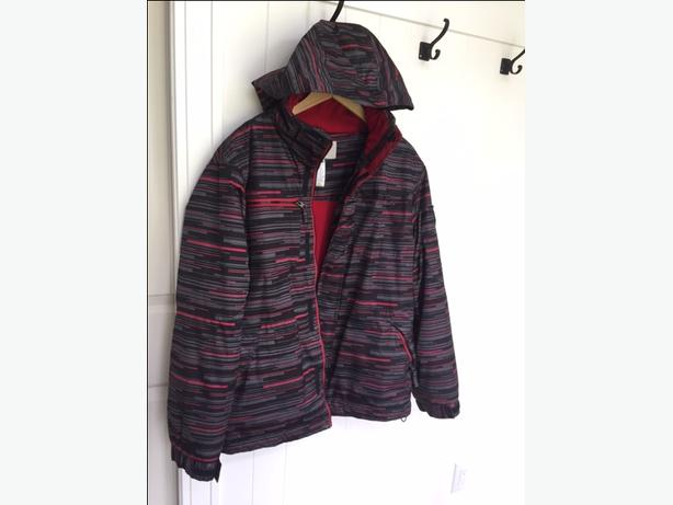 Mens size small winter coat - (hardly worn by teenager)