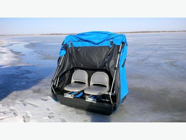 Yukon Ice Shelter