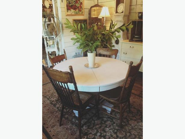 Antique Table Set