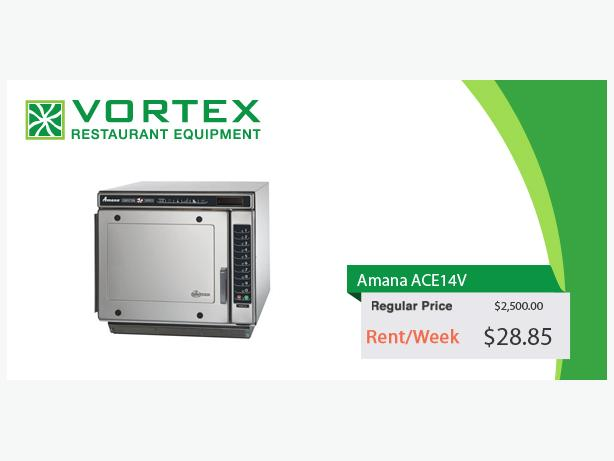 """Amana ACE14V High-Speed Combination Cooking Oven """"Used"""""""