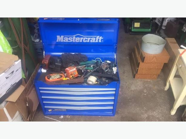 MasterCraft ToolChest